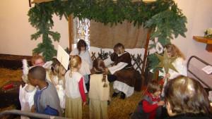 Kerststal (1)