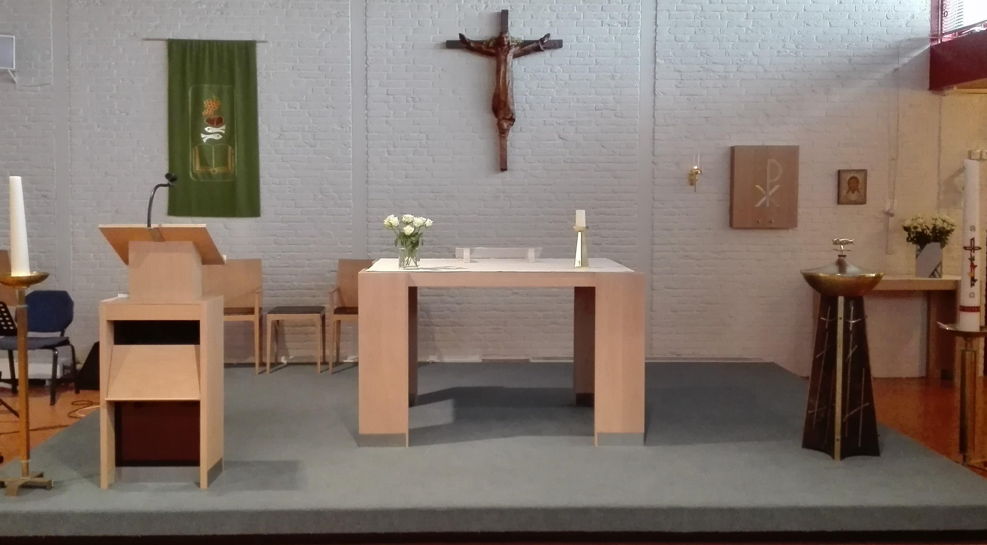 H. Lucaskerk - Pax Christikerk